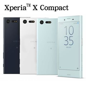Sony Xperia X Compact 32G/3G 六核4.6吋智慧手機 *送ways溫度量測計+保護套+觸控筆