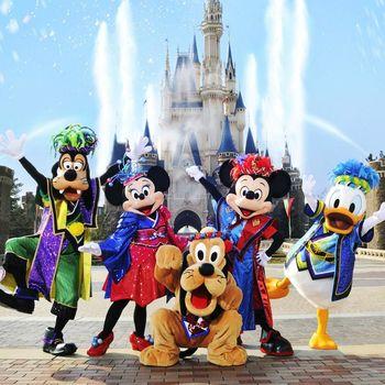 【寒假不加價+無自費】五星奢華喜來登歡樂上海迪士尼四日