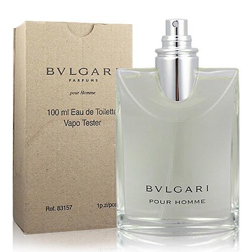 Bvlgari寶格麗 大吉嶺男性淡香水-Tester(100ml)-送品牌針管