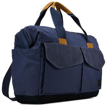 Case Logic凱思-LODO14吋筆電/平板兩用單肩側背包LODB-115-藍