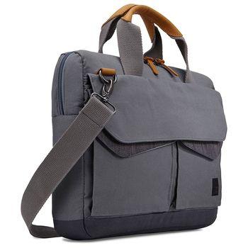 Case Logic凱思-LODO14吋筆電/平板兩用手提側背包LODA-114-灰