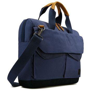 Case Logic凱思-LODO15.6吋筆電/平板兩用多分層手提側背包LODA-115-藍