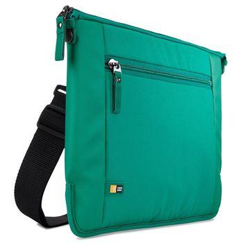 Case Logic凱思-11.6吋輕巧筆電包INT-111-綠