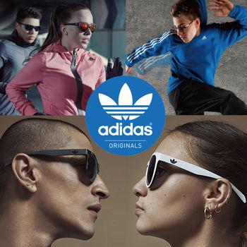 【adidas 愛迪達】獨家上市! 世界經典潮牌首選-太陽眼鏡/運動墨鏡(多款任選)