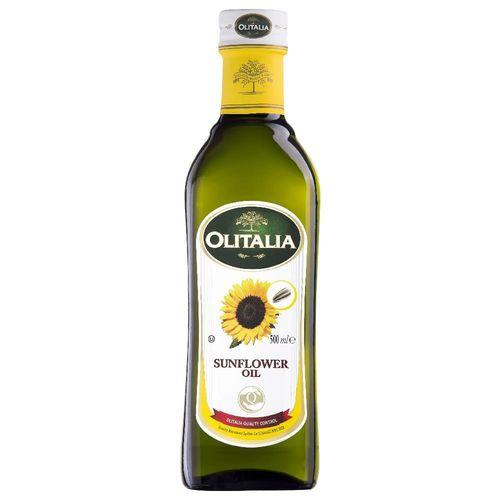 【奧利塔】葵花油 500ml*10瓶