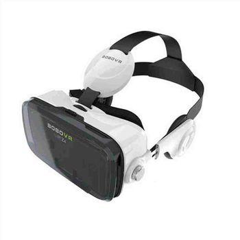 z4 3D虛擬實境高規格 VR 眼鏡耳罩式頭盔