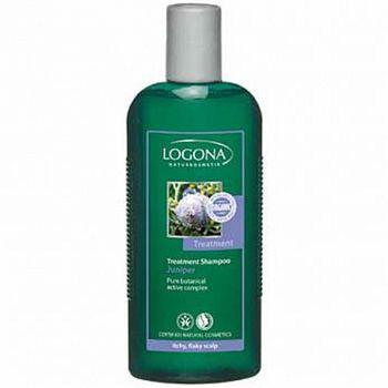 LOGONA諾格那  杜松抗屑調理洗髮精(頭皮屑困擾) 250ML