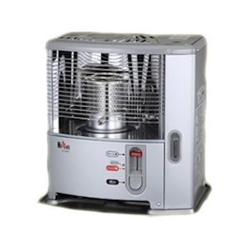 【日本 NISSEI】 自然通風開放型煤油暖爐NC-S242RD