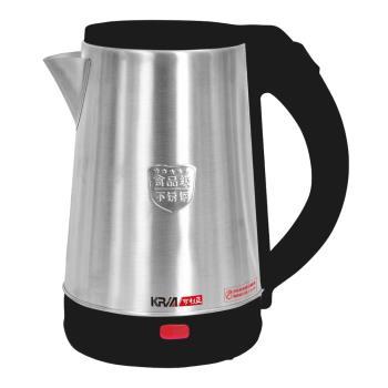 KRIA可利亞 2.2公升分離式304#不鏽鋼電水壺/快煮壺 KR-303N(超值2入組合)