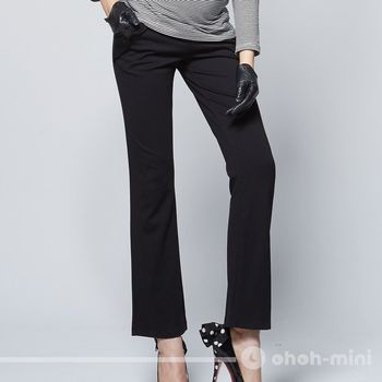 ohoh-mini孕婦裝 口袋蝴蝶造型彈性3way