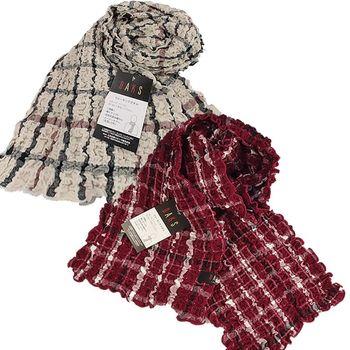 【DAKS】捲捲圍巾(2色)