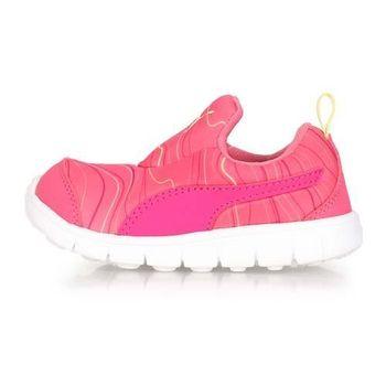 【PUMA】BAO 2 MARBLE INF 男女兒童休閒運動鞋-童鞋 慢跑 亮粉螢光綠