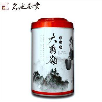 【名池茶業】大禹嶺當季鮮採高冷茶(150克x4)
