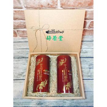 【好茶堂】Taiwan Ruby Black Tea 紅玉紅茶(0040008)二入禮盒組
