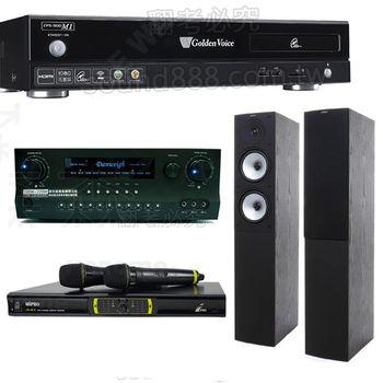 Golden Voice 電腦伴唱機 金嗓公司出品 CPX-900 M1++JAMO S526+MIPRO OK-9DⅡ+DANWEIGH DW 1