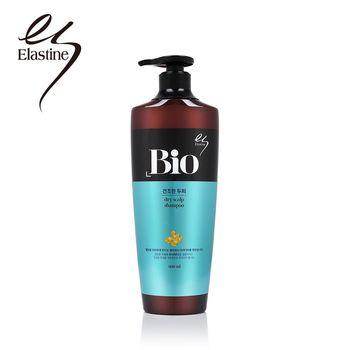 【Elastine】BIO髮際蜂王漿洗髮精(乾燥受損髮適用) 600ml
