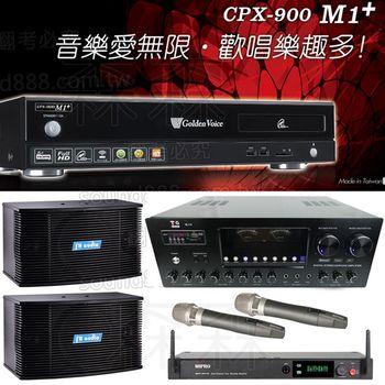 Golden Voice 電腦伴唱機 金嗓公司出品 CPX-900 M1++K-13+ACT-2412+K-101