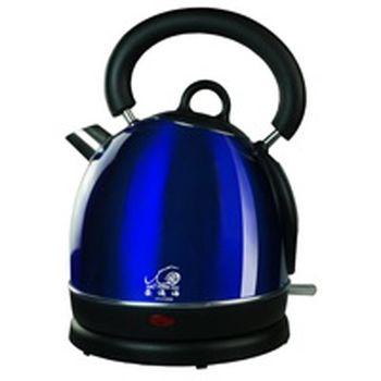 【豪通海】1.8L湛藍不鏽鋼快煮壺 HTI-2100SB