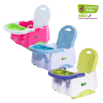 Creative Baby 創寶貝- 攜帶式輔助小餐椅(Booster Seat)
