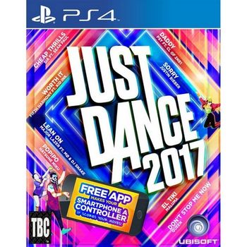 SONY PS4 Just Dance 舞力全開 2017 – 英文版