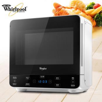 【Whirlpool惠而浦】3D立體觸控式微電腦微波爐 MAX34EW