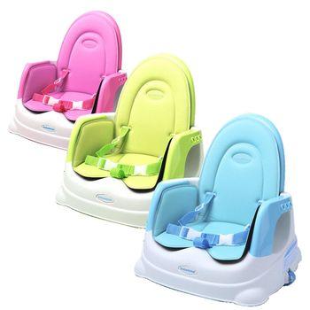 babyhood 咕咕兒童折疊餐椅坐墊 豪華組