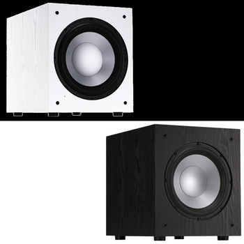 丹麥JAMO J10 SUB超低音喇叭 黑色/白色 兩色 可選