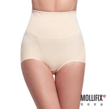Mollifix瑪莉菲絲 隱形殺手纖腰收腹平口褲 (裸膚)
