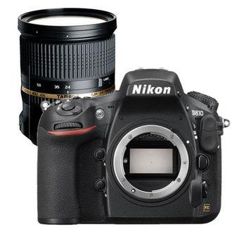 【副電】Nikon D810 BODY+ Nikon AF-S 24-70mm f2.8G (中文平輸)