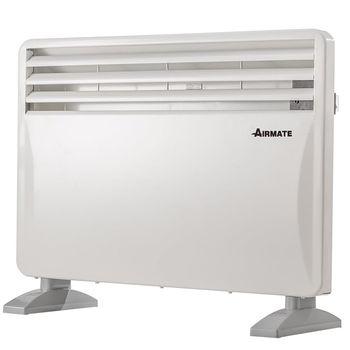 【AIRMATE 艾美特】居浴兩用對流式電暖器 HC51337G / 安全保護 / 均勻送暖