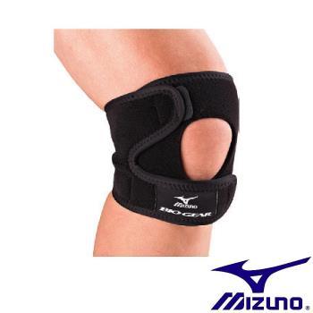 【Mizuno 美津濃】  BIO GEAR 高透氣可調式護膝(1只) K2TJ5A0203