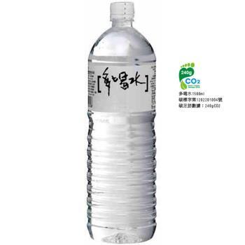 【味丹】多喝水12瓶(1500ml/瓶)