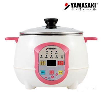 【YAMASAKI 山崎家電】New Smart 微電腦智慧鍋/SK-2510SP