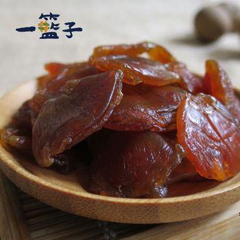 《一籃子》台南東山去籽窯焙桂圓肉300g/罐