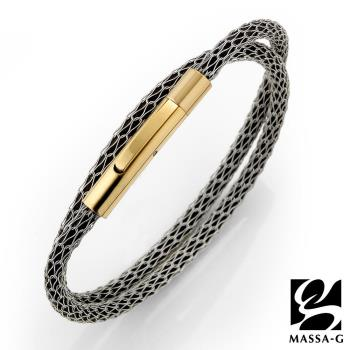 DECO X MASSA-G Titan XG2 Mini超合金鍺鈦手環(雙圈)