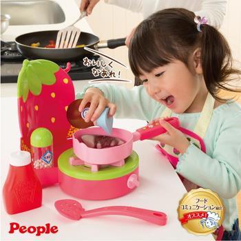 【日本People】小小料理廚師遊戲組合