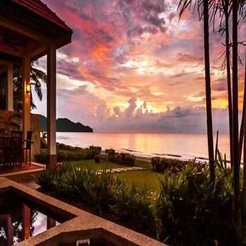 【早鳥春遊踏青去】漫步沙巴~大堡礁海洋世界長鼻猴婆羅海灘別墅5日