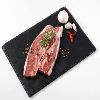 【華得水產】美國PRIME頂級帶骨牛小排子3包組(300g/包)