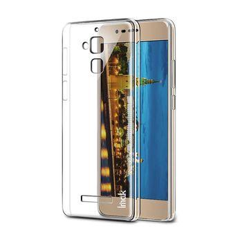 【IMAK】ASUS ZenFone 3 Max ZC520TL 羽翼II水晶保護殼