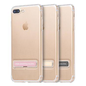 【hoco】Apple iPhone 7 Plus 防摔支架 TPU 軟套