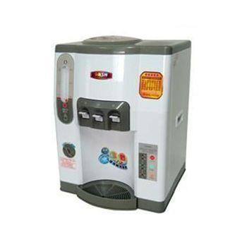 《晶工牌》 8公升全開水冰溫熱開飲機 JD-6041