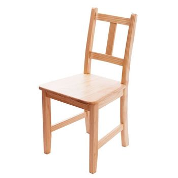 CiS自然行實木家具- Avigons南法原木椅(溫暖柚木色)原木椅墊