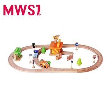 【MWSJ】木製貨運站套組