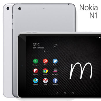 NOKIA N1 7.9吋四核心平板電腦