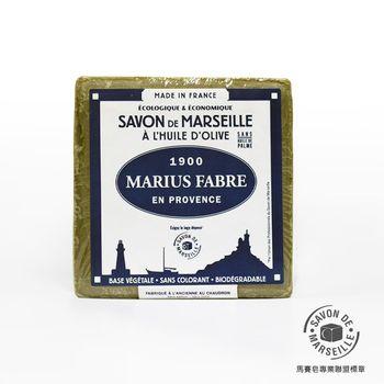 任-法國法鉑橄欖油經典馬賽皂/600g