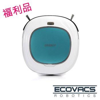 《福利品》【Ecovacs】智慧吸塵機器人D45