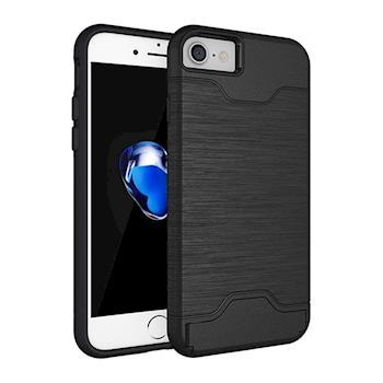 極簡派 Apple iPhone 7 插卡式保護殼(送保貼)