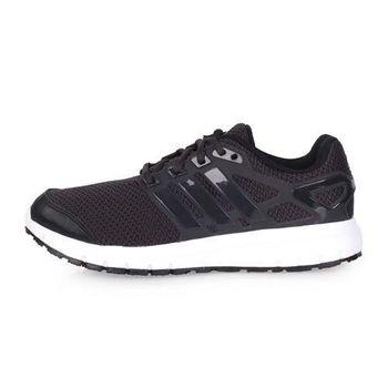 【ADIDAS】ENERGY CLOUD M 男慢跑鞋- 路跑 愛迪達 黑白
