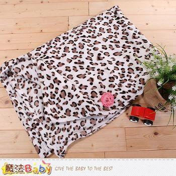 魔法Baby 法蘭絨毛毯 140x210cm 四季毯~w61019