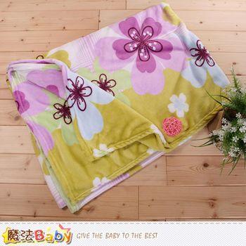 魔法Baby 法蘭絨毛毯 140x210cm 四季毯~w61016